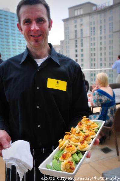 2011_04-20 For Foods Sake Dinner on a Rooftop